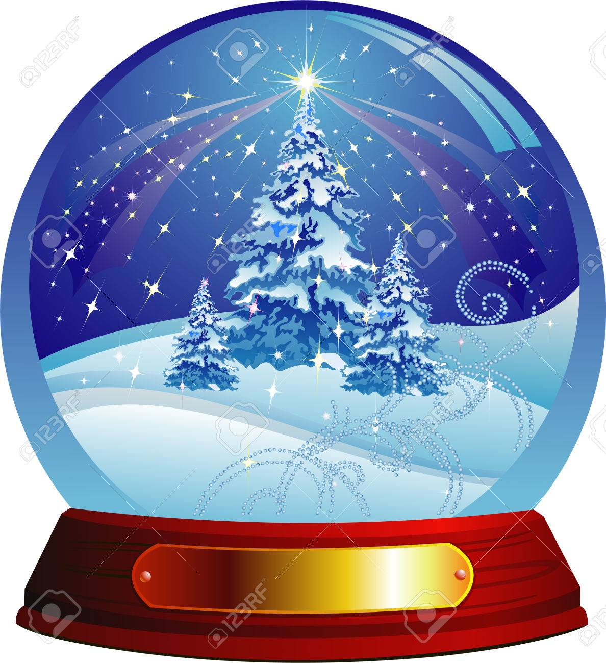 Christmas tree Stock Vector - 3986574