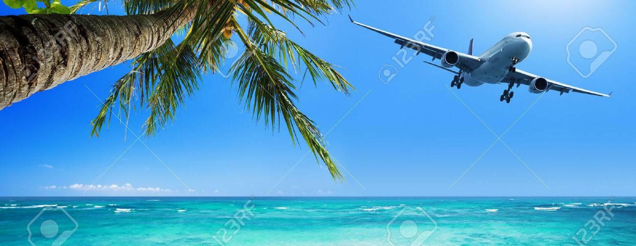 Tropical vacation concept - 26822043