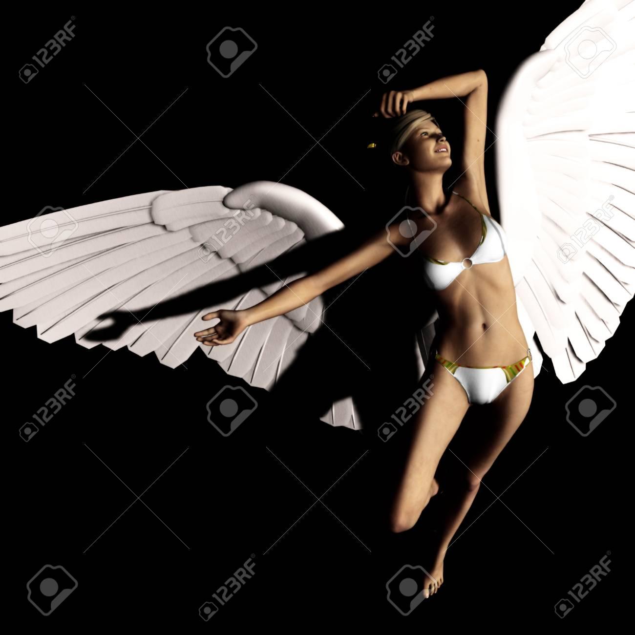 angel 30 Stock Photo - 10066121