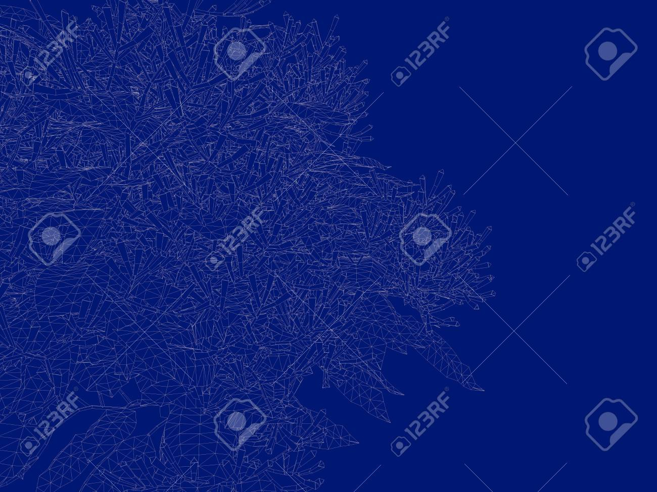 3d rendering of an outlined tree blueprint isolated on blue 3d rendering of an outlined tree blueprint isolated on blue background stock photo 84893847 malvernweather Gallery