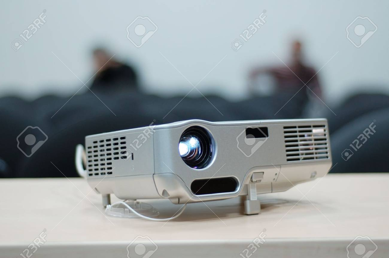 Digital Projector Stock Photo - 1979893