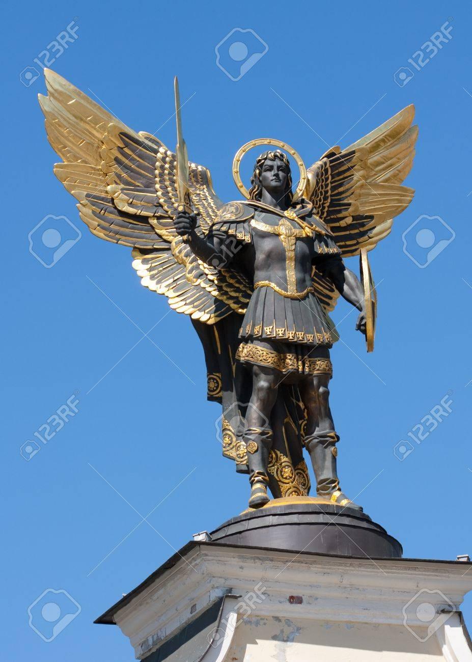 Archangel Michael in Kiev - 8842200