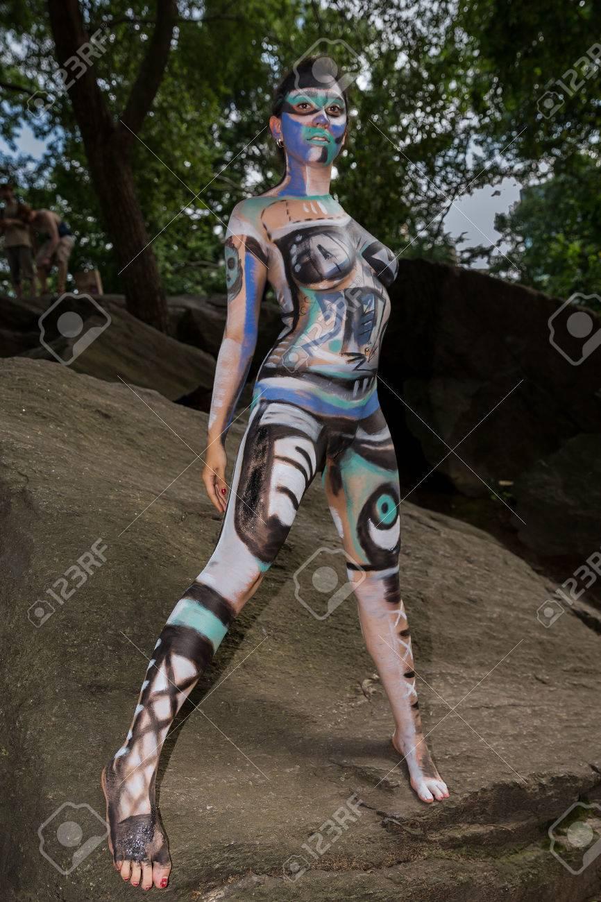 kunst naaktmodellen perfecte tiener pussy close-up