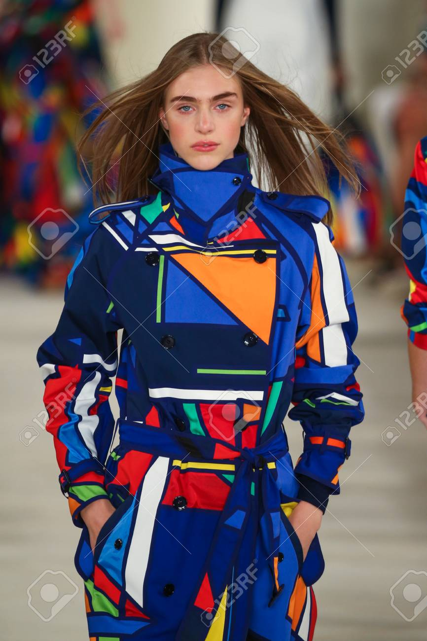 Ralph Lauren Models 2015