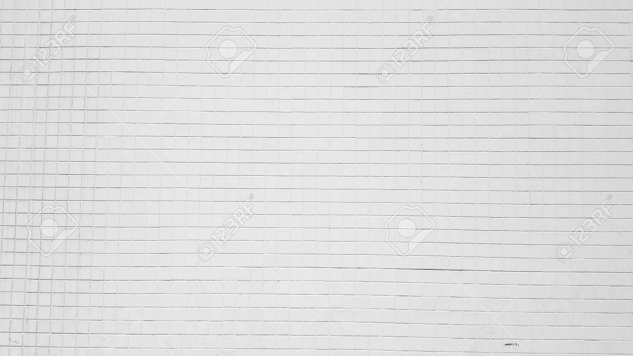 Dirty White Ceramic Tile Wall Texture Background Stock Photo   37419964