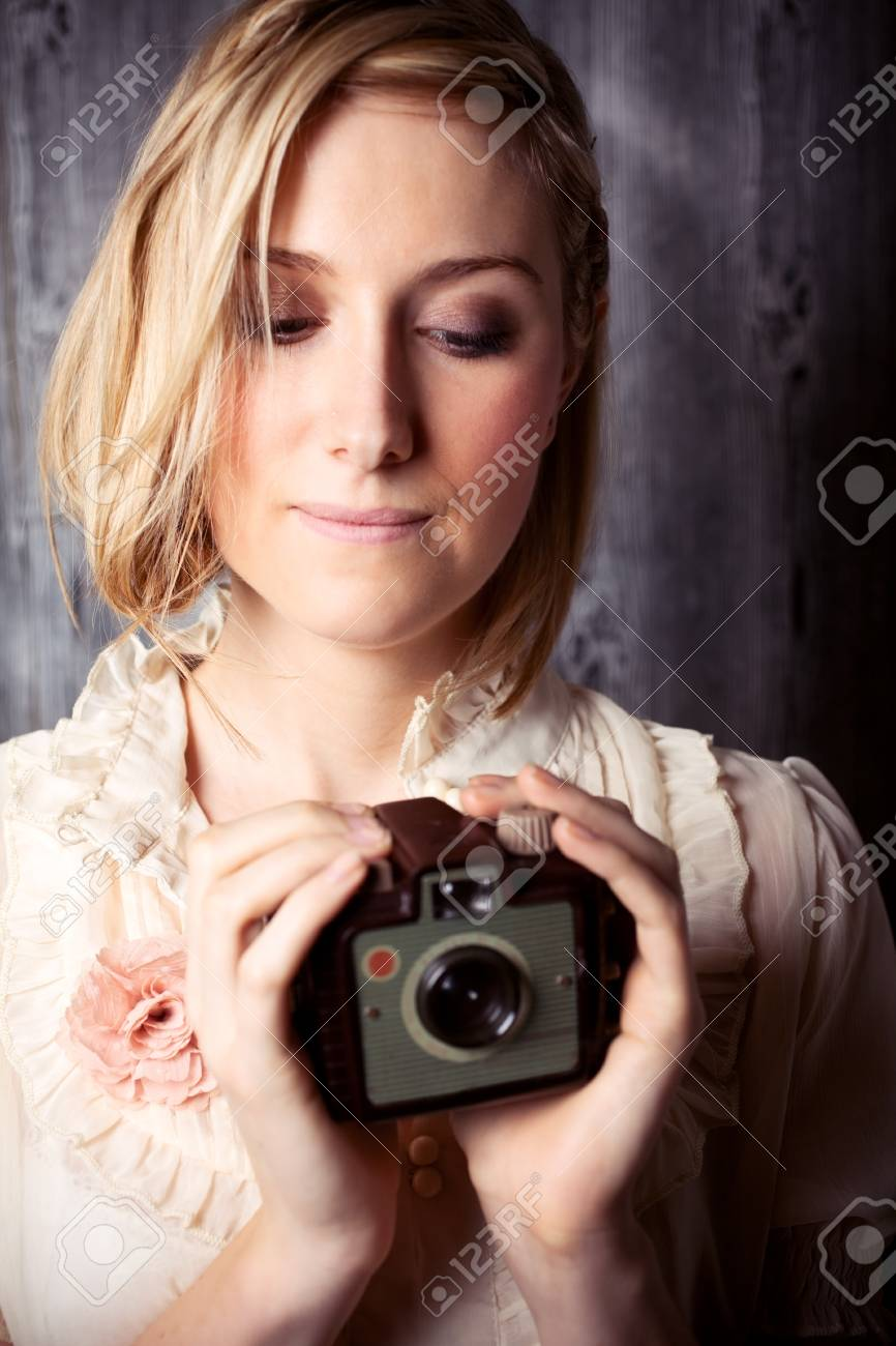 Beautiful Woman Portrait. Stock Photo - 8817222