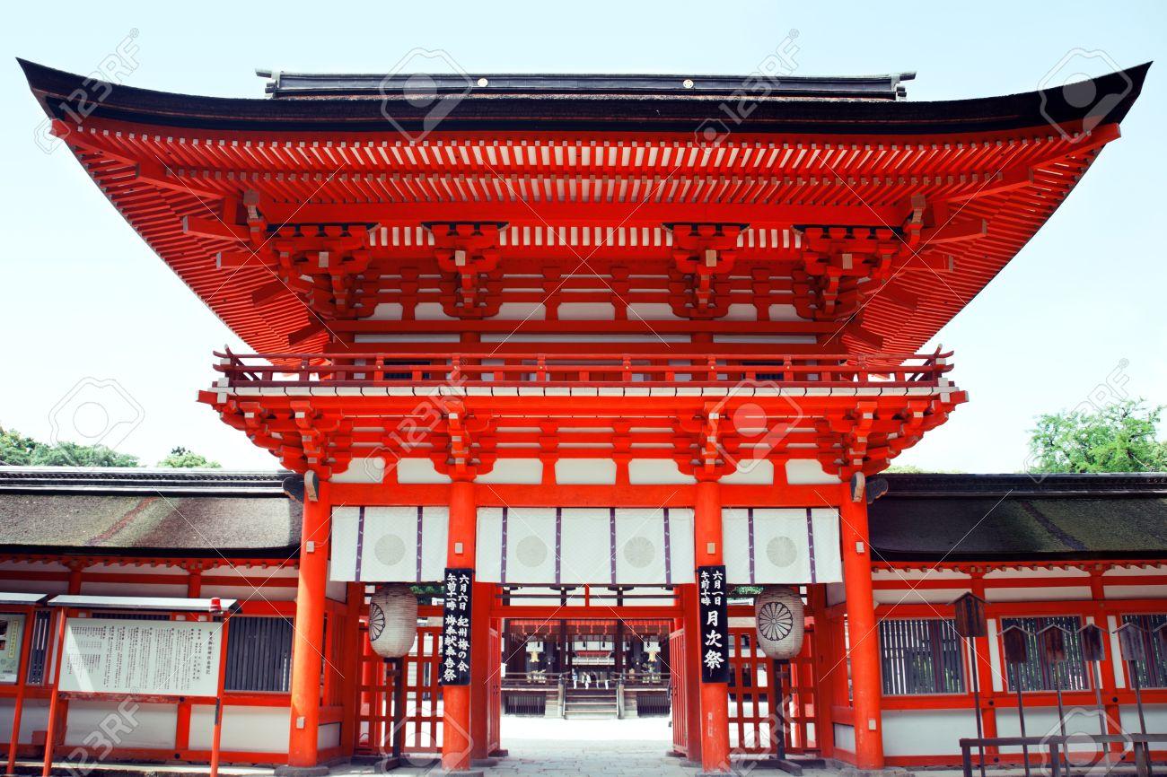 下鴨神社は日本で最も古い神社の一つで。、古都京都