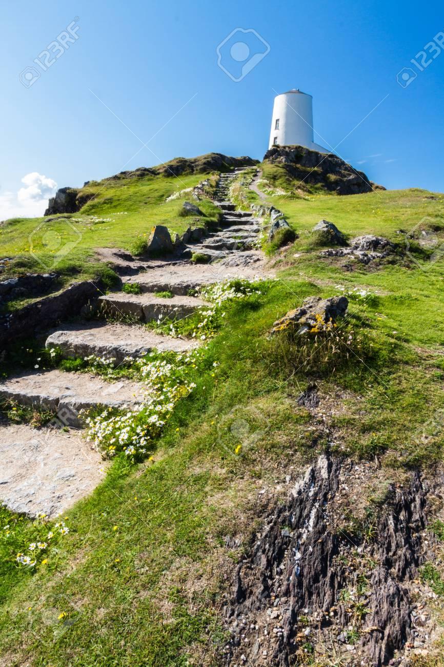 Llanddwyn 島、アングルシー島の...