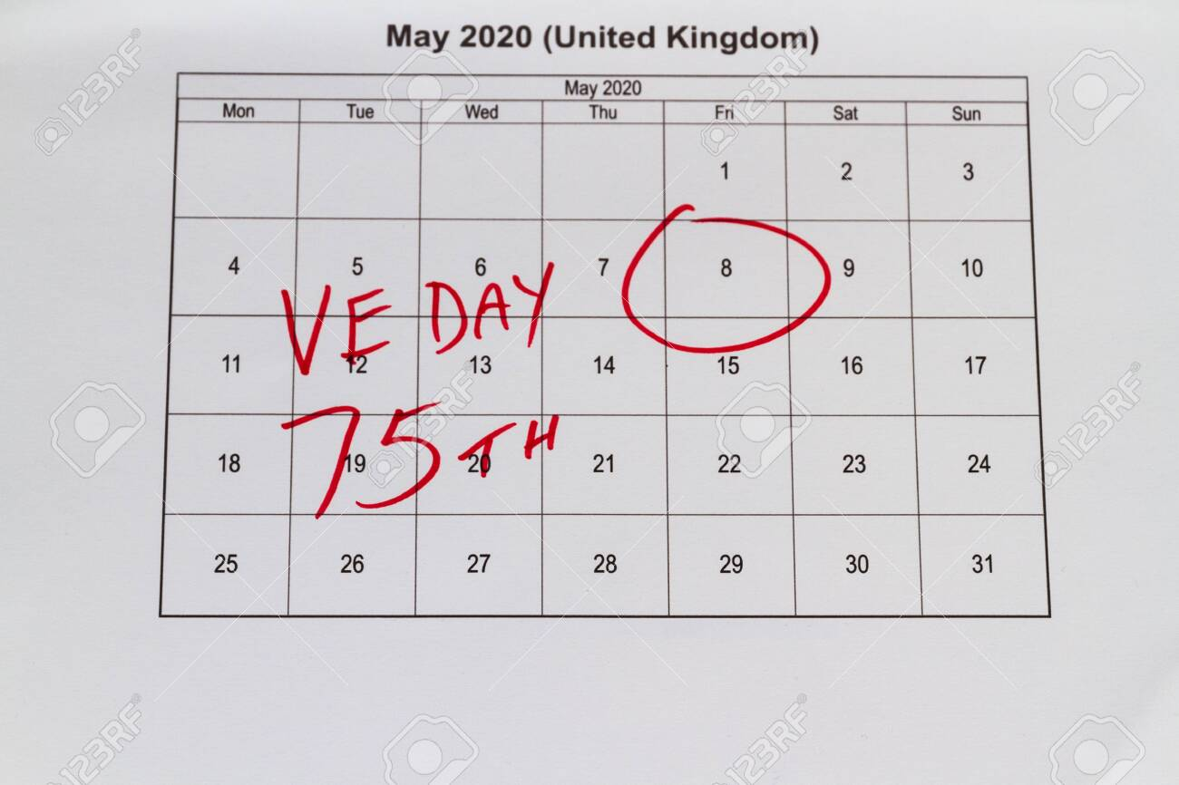 holiday in may 2020