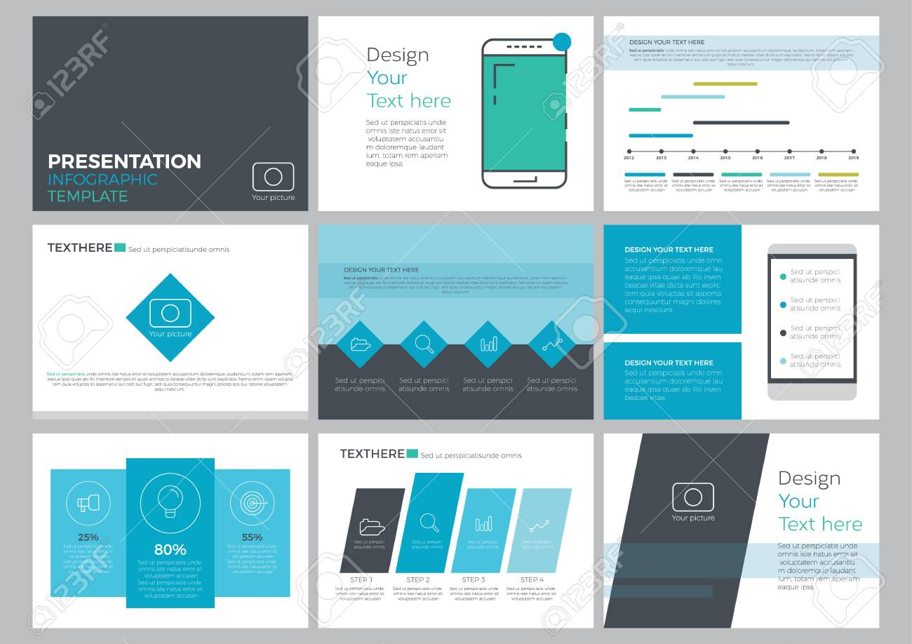 presentation template power point layout design background power