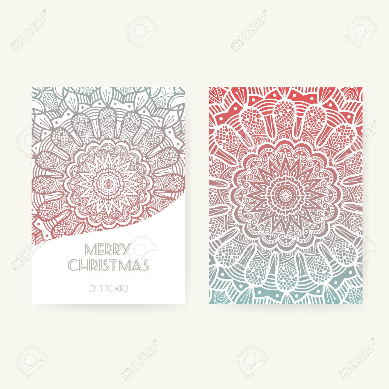 Set Of Business Card And Invitation Card Templates With Lace - Save the date indian wedding templates free