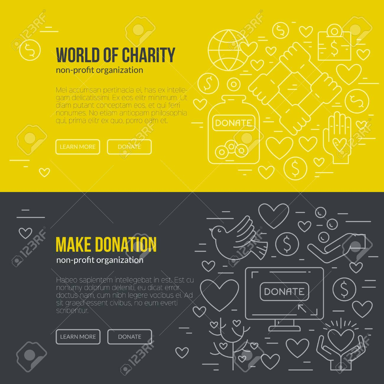 Fein Charity Vorschlag Vorlage Galerie - Beispiel Wiederaufnahme ...