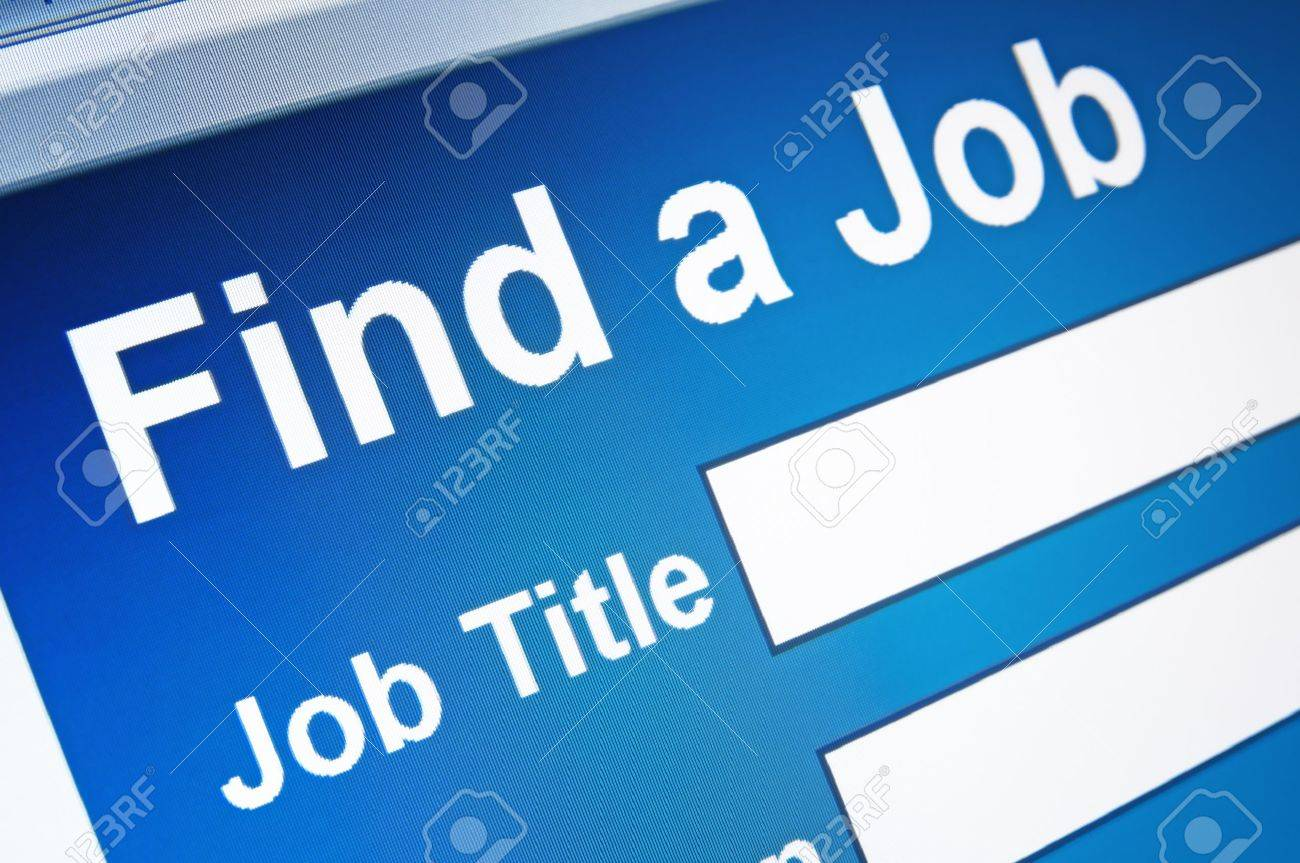 online job searching stock photo picture and royalty image stock photo online job searching