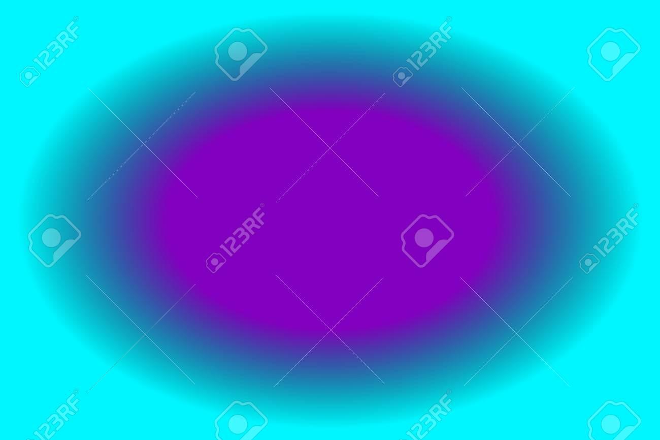 Agujero Púrpura Con Un Marco Azul Cian Fotos, Retratos, Imágenes Y ...