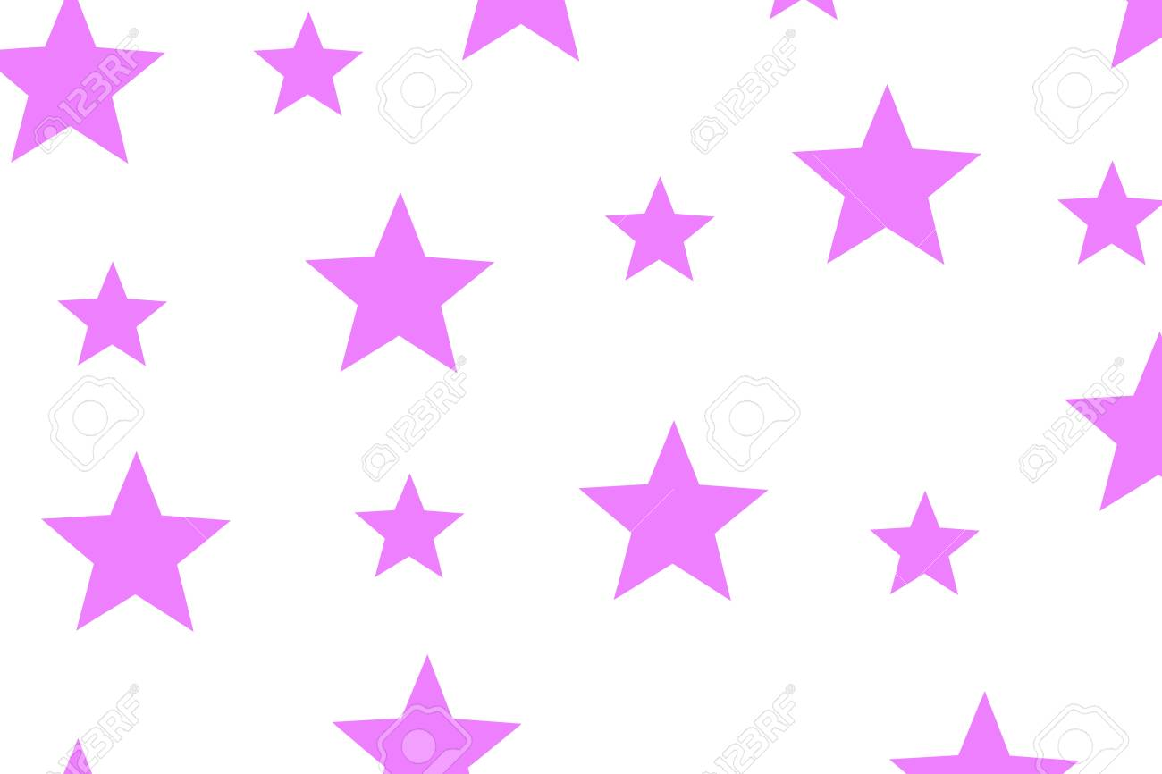 Illustration of pink stars on a white background stock photo illustration illustration of pink stars on a white background thecheapjerseys Gallery