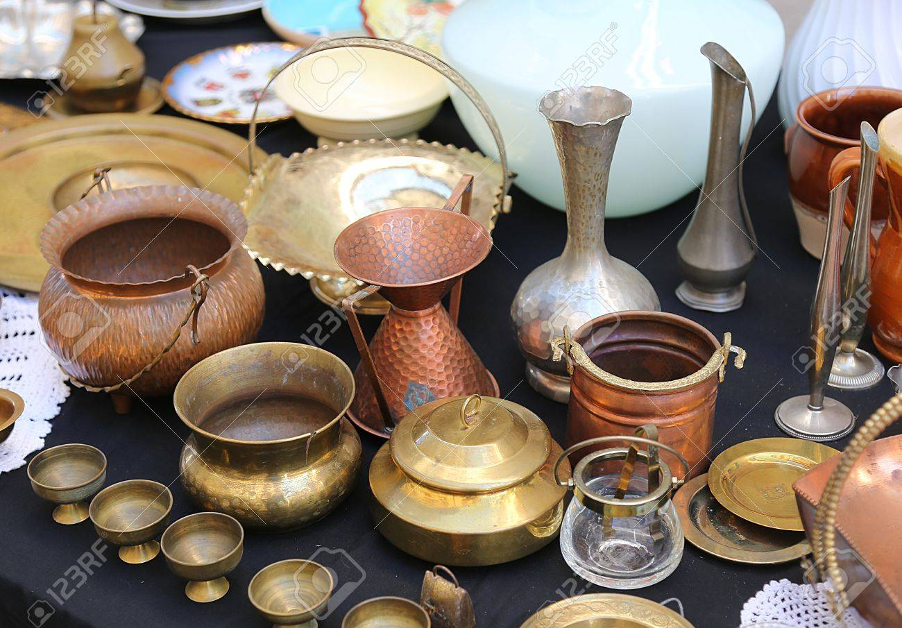 Copper Pots For Sale
