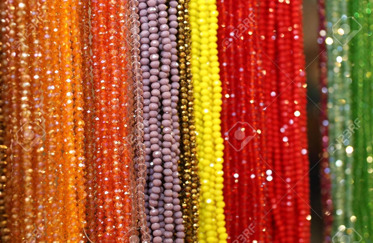vendre un collier de perles