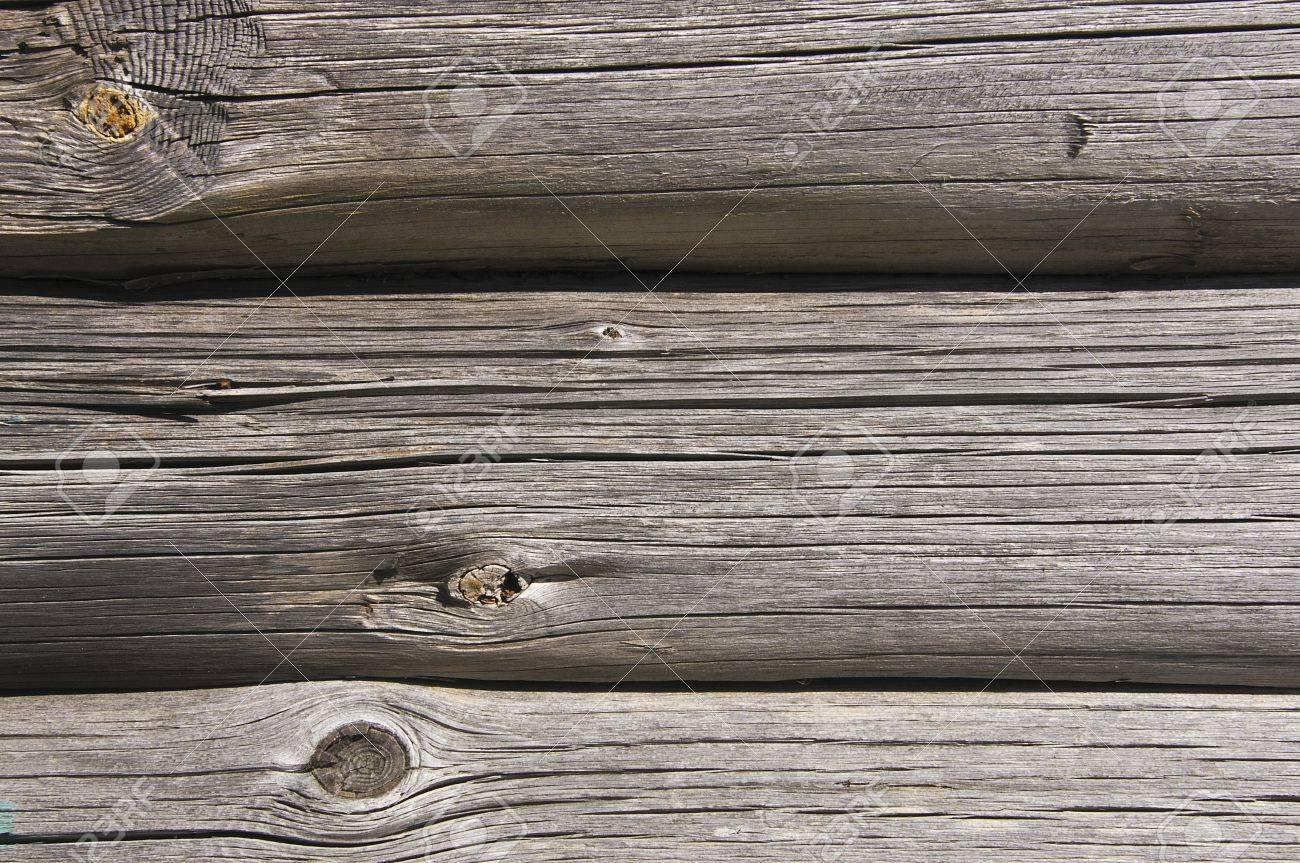 estructura de un antiguo muro de madera de placas de color gris foto de archivo