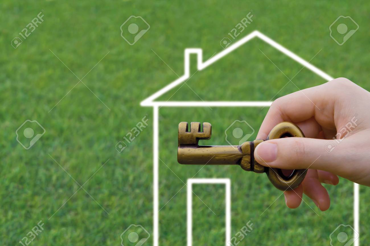 Ideas for your dream home. Stock Photo - 11952610