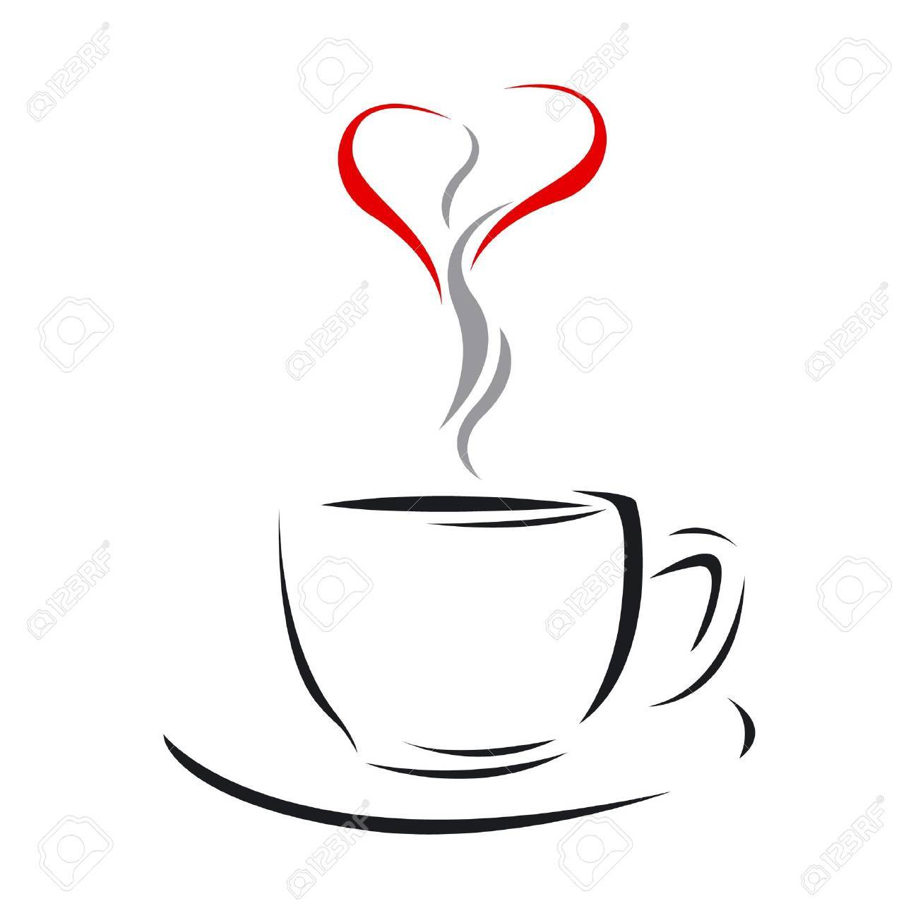 Cup of love Stock Vector - 12167501