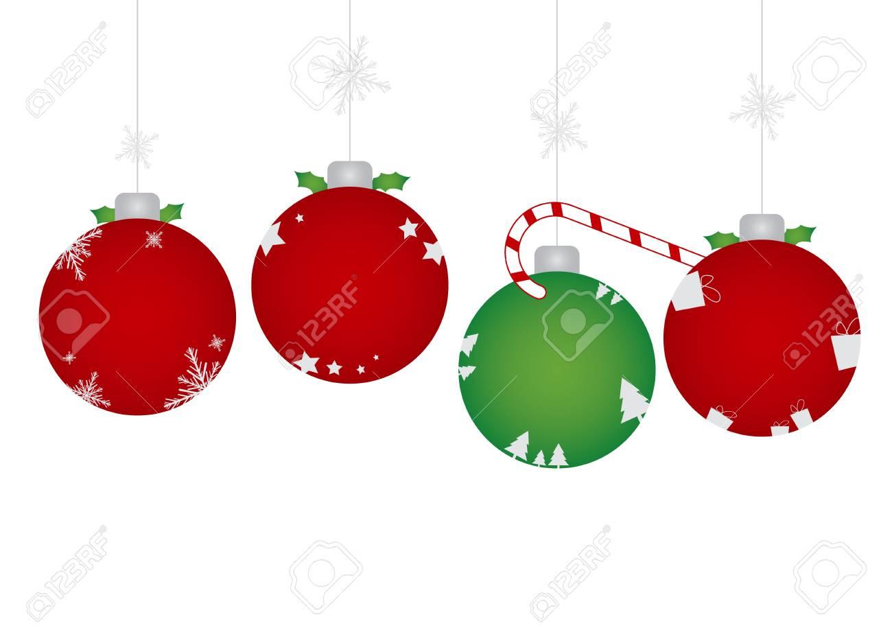 Christmas ball design Stock Vector - 16832734