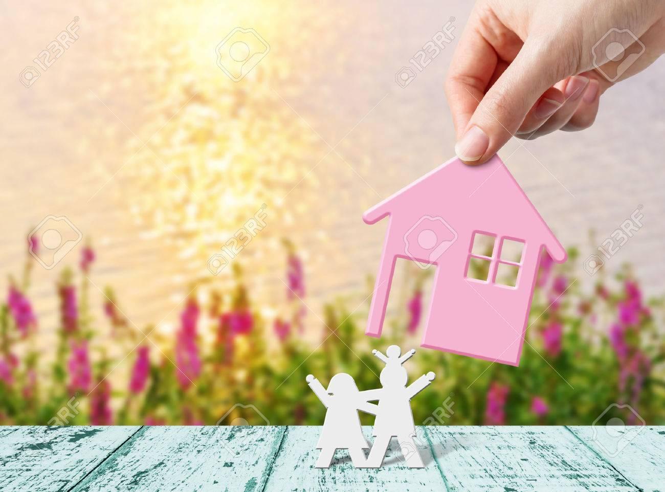 Happy family - 39887950