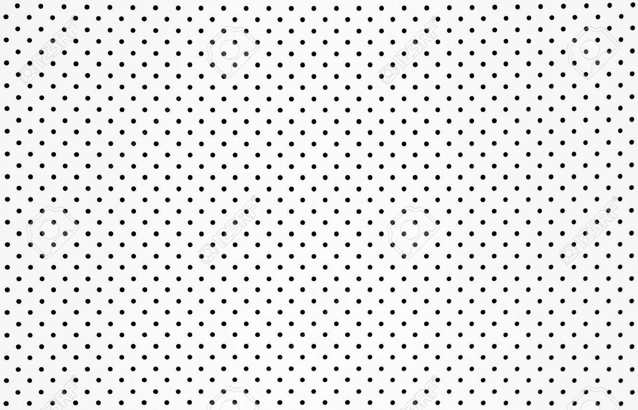 White pegboard background - 64539980