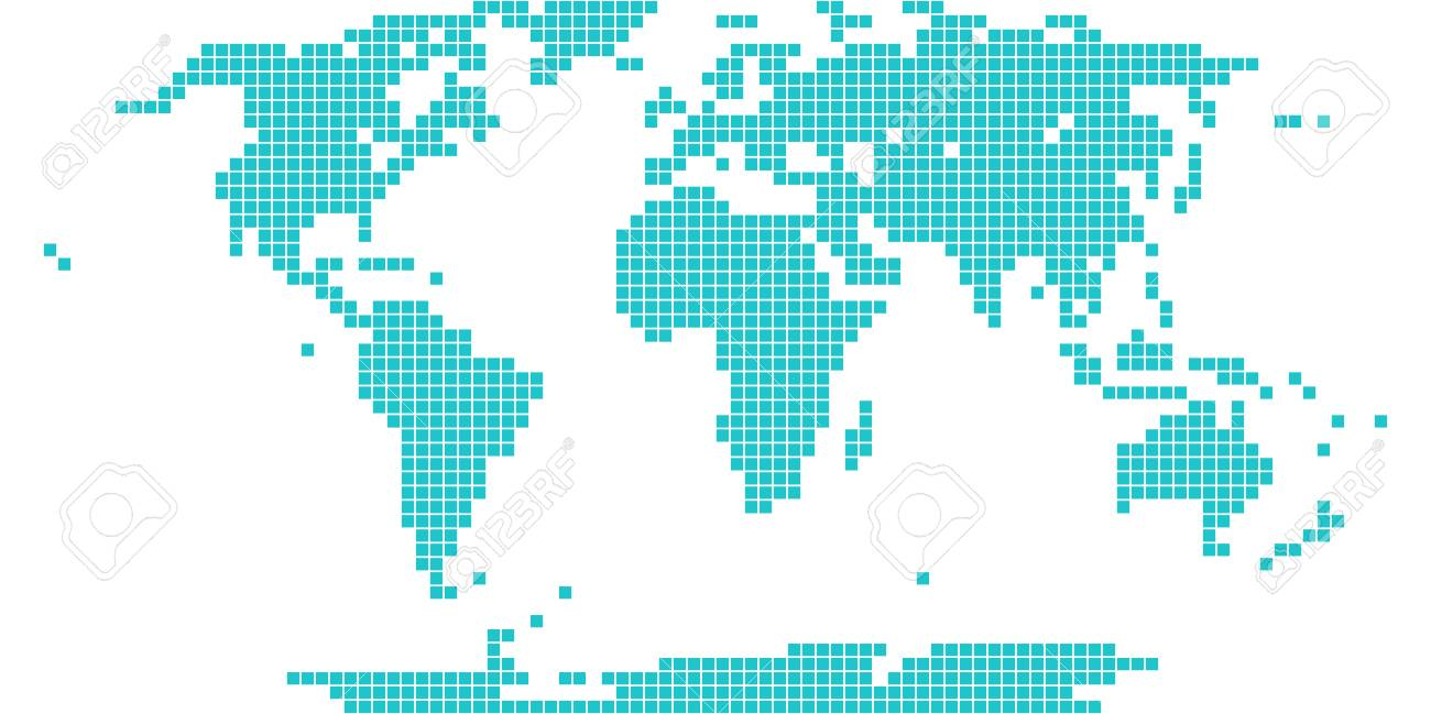 Use it in all your designs world map atlas background in flat world map atlas background in flat dot style in gumiabroncs Choice Image