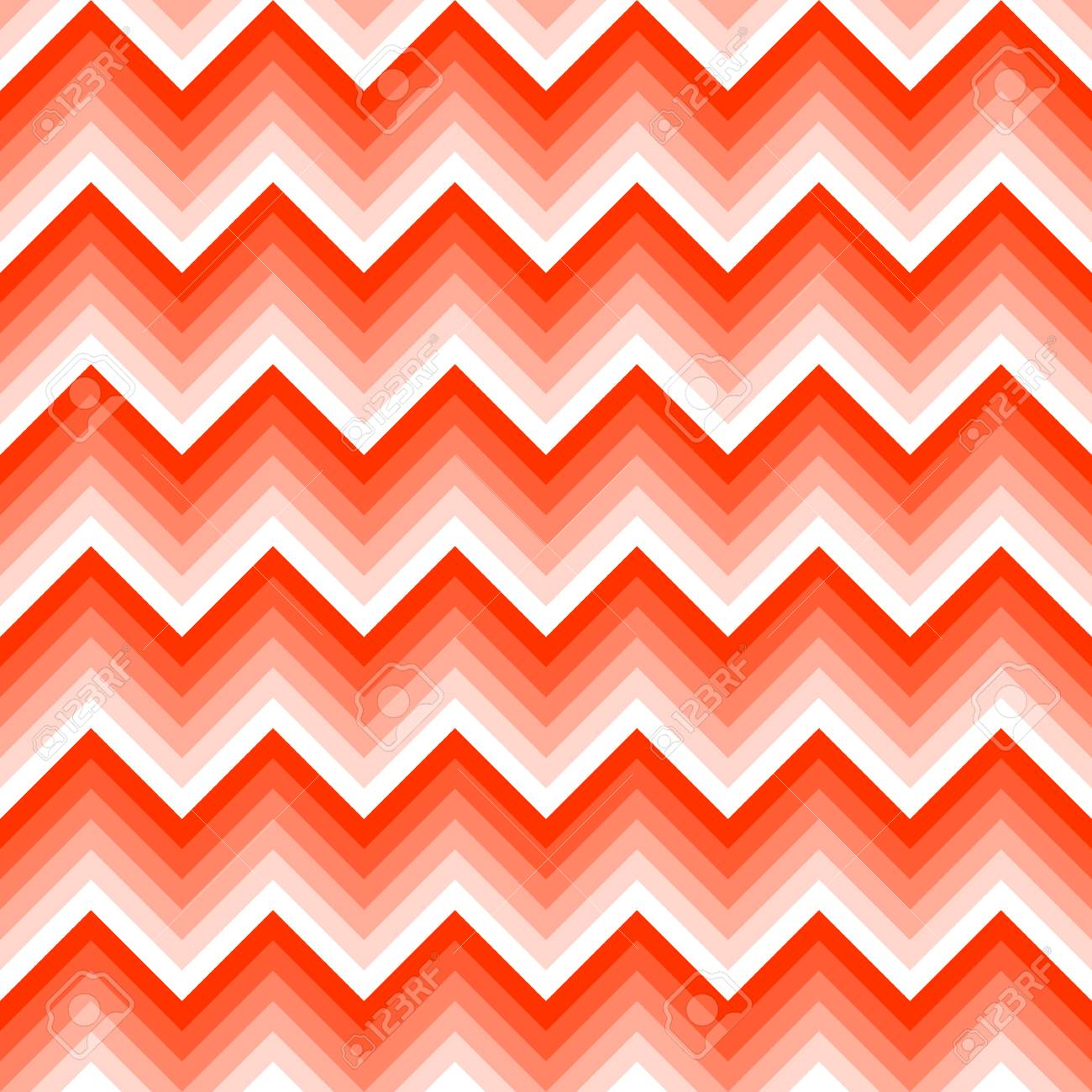 Use It In All Your Designs. Abstract Red And White Color Seamless ...
