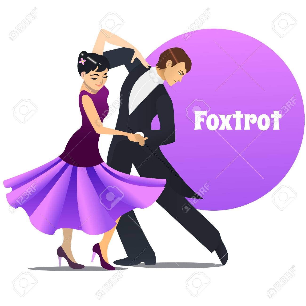 Foxtrot Steps Diagram Foxtrot Dance Steps Diagram