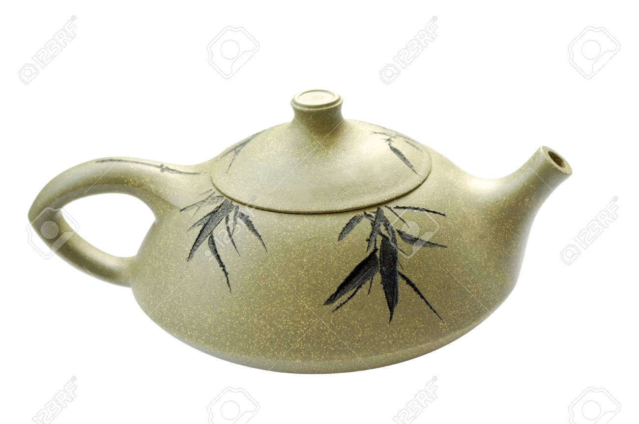 Chinese teapot Stock Photo - 11708186