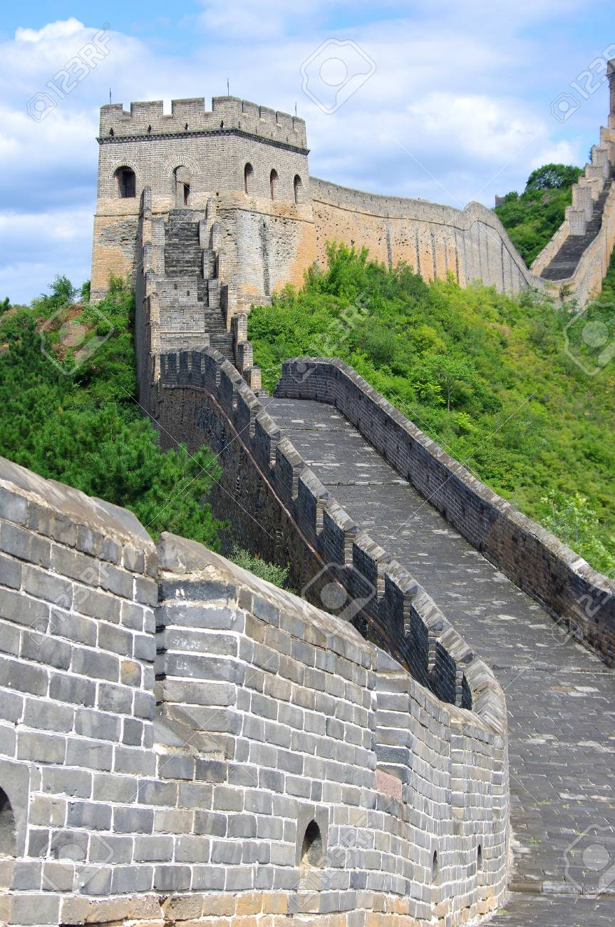 Beijing Great Wall of China Stock Photo - 15651702