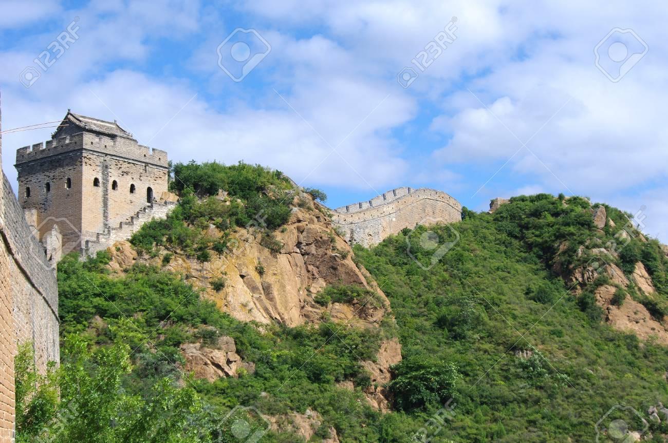 Beijing Great Wall of China Stock Photo - 15651114