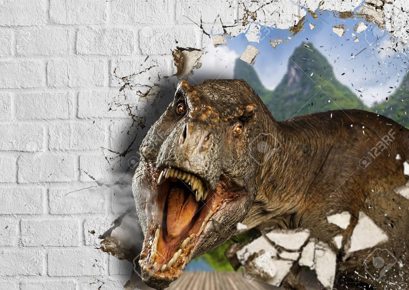 3d Dino Wallpaper