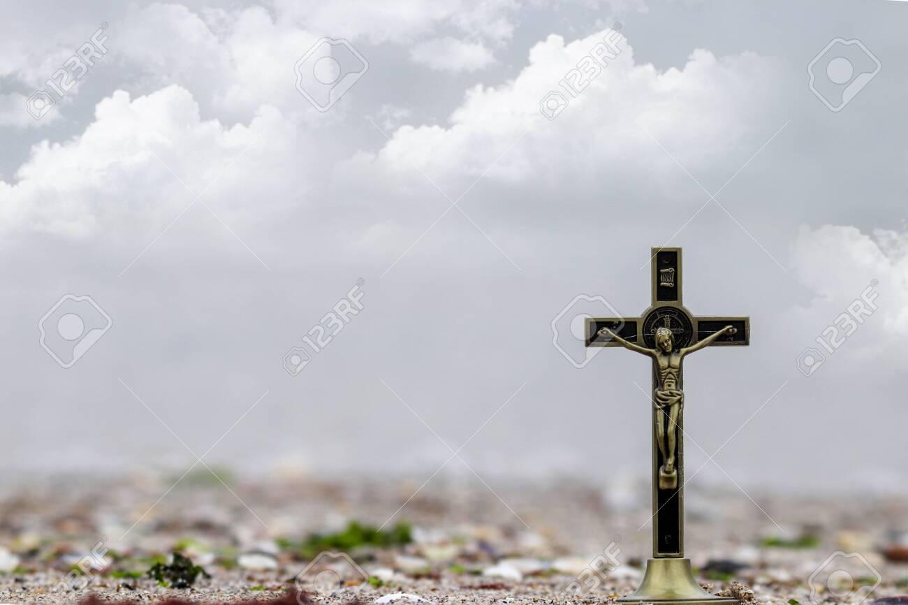 Above the Cross, Hz. Jesus Christ - 141672869