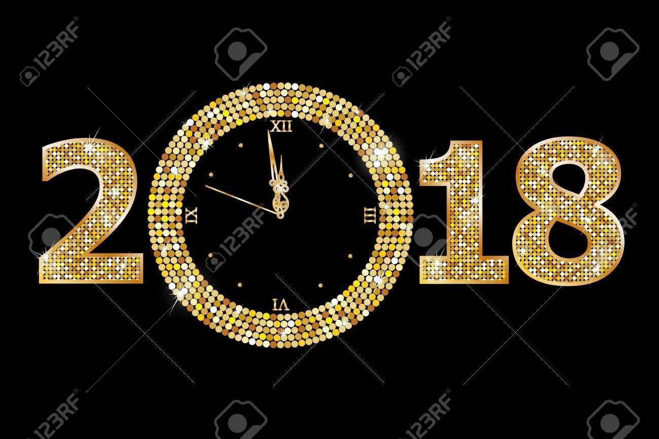 Happy new year 2018 - 80885644