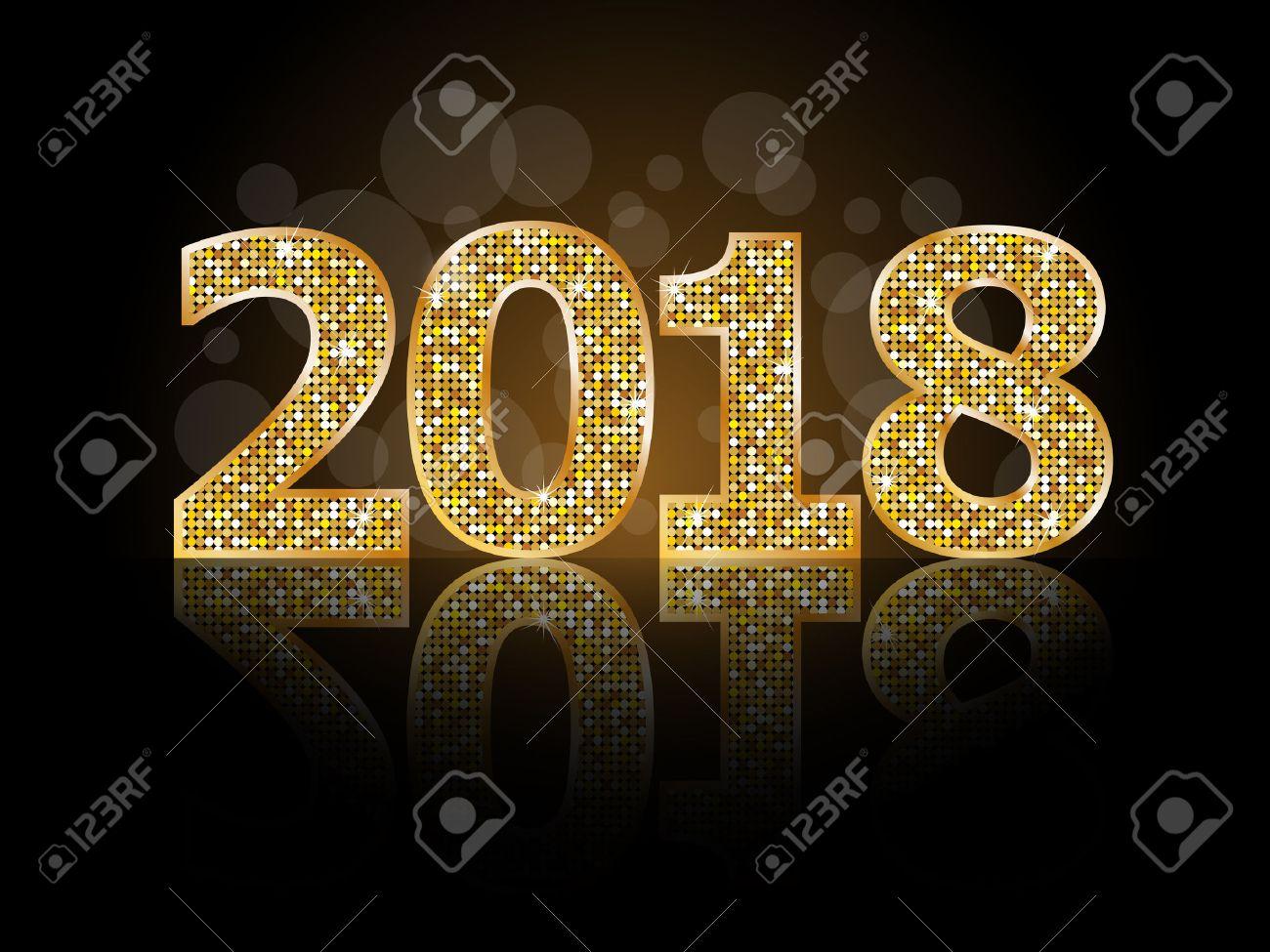 Happy new year 2018 - 80885646