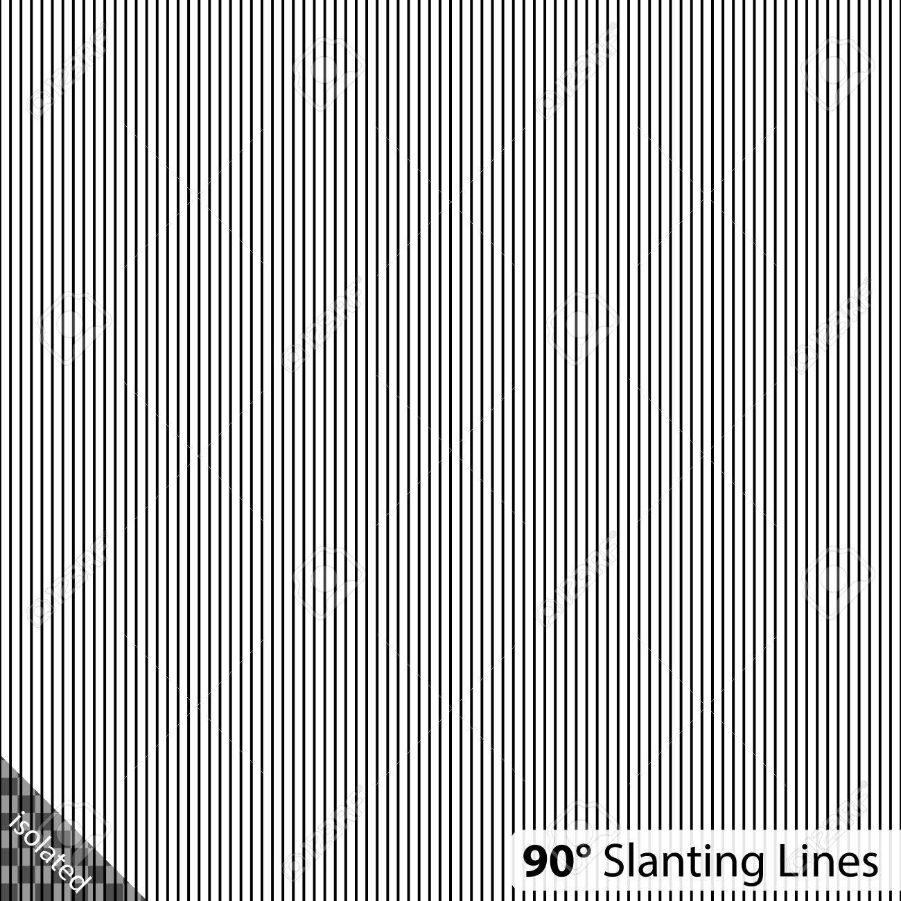 Simple 90 degree vertical Slanting Lines - 51749631