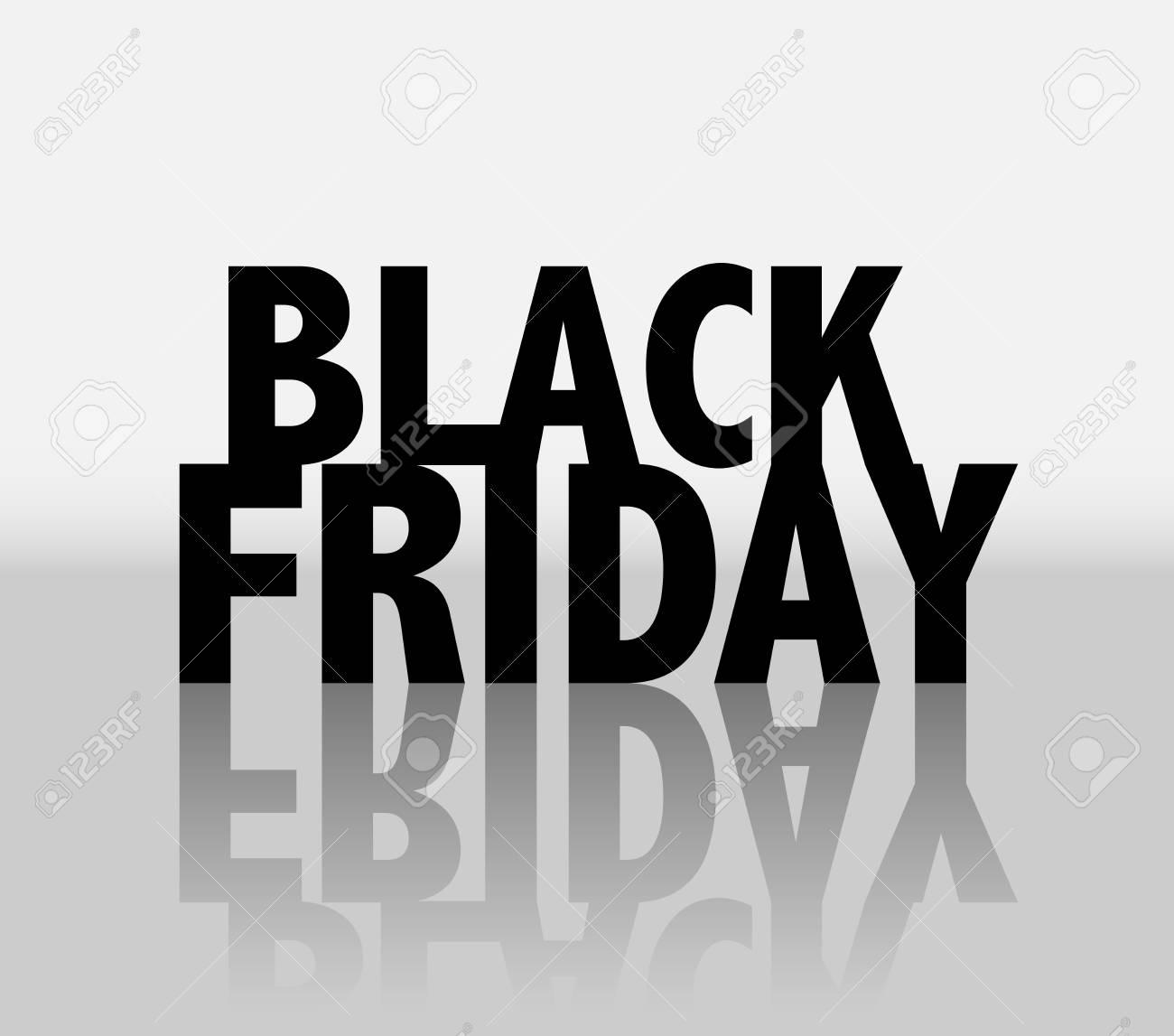 Black friday sale banner EPS10 Vector - 51756309