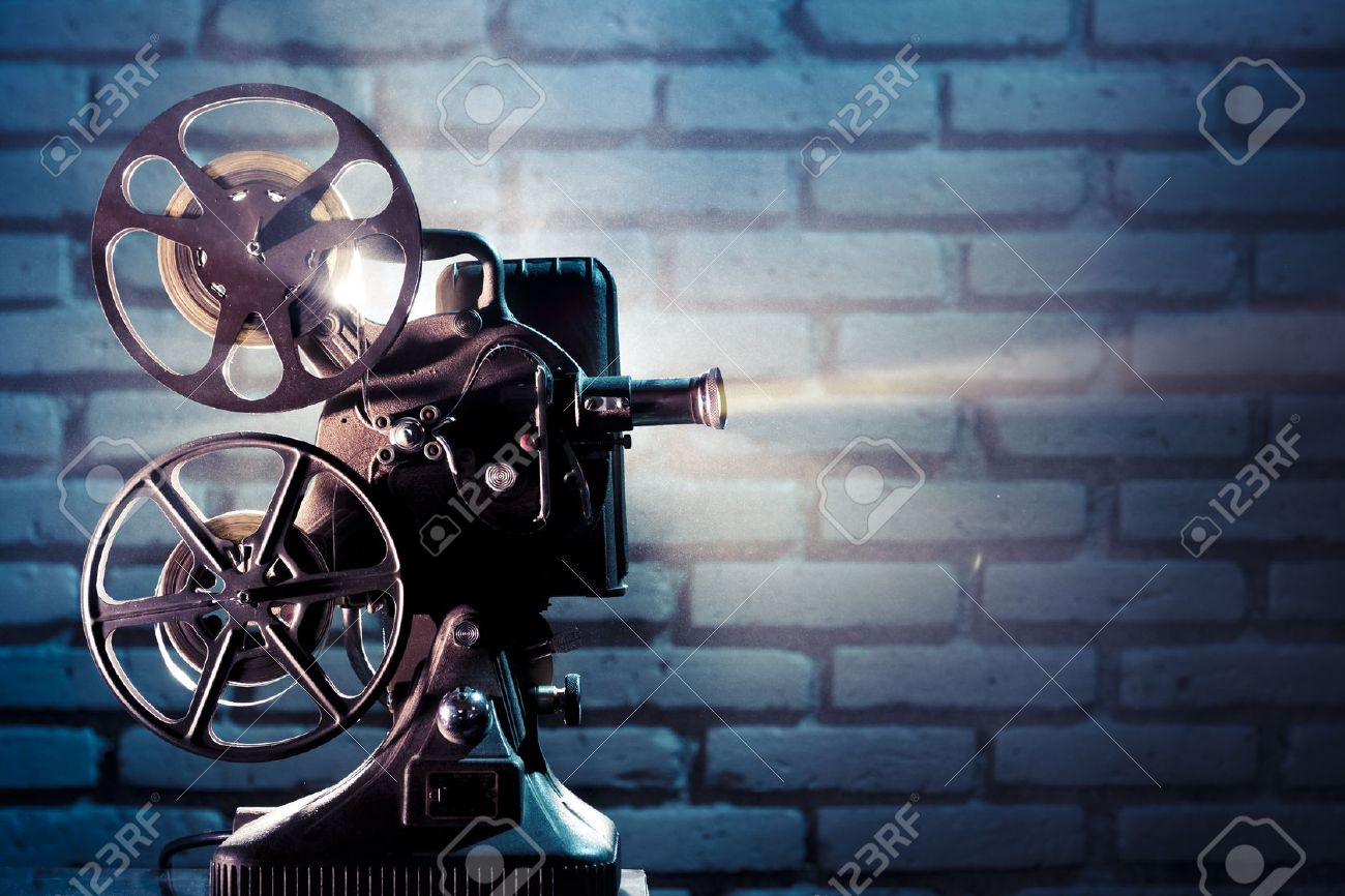 Проектор из старого