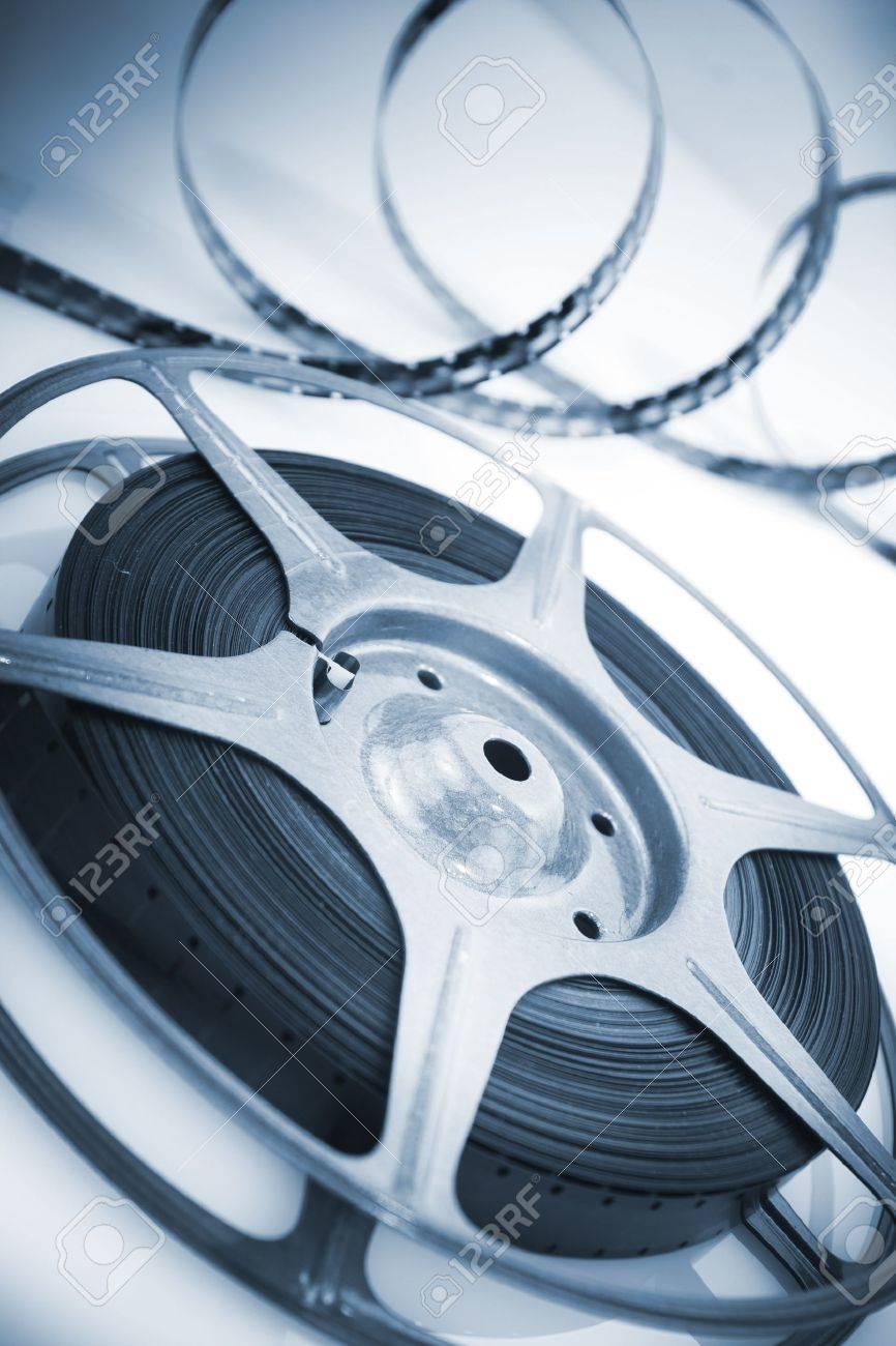 8 Mm 映画用フィルムのリール ロ...