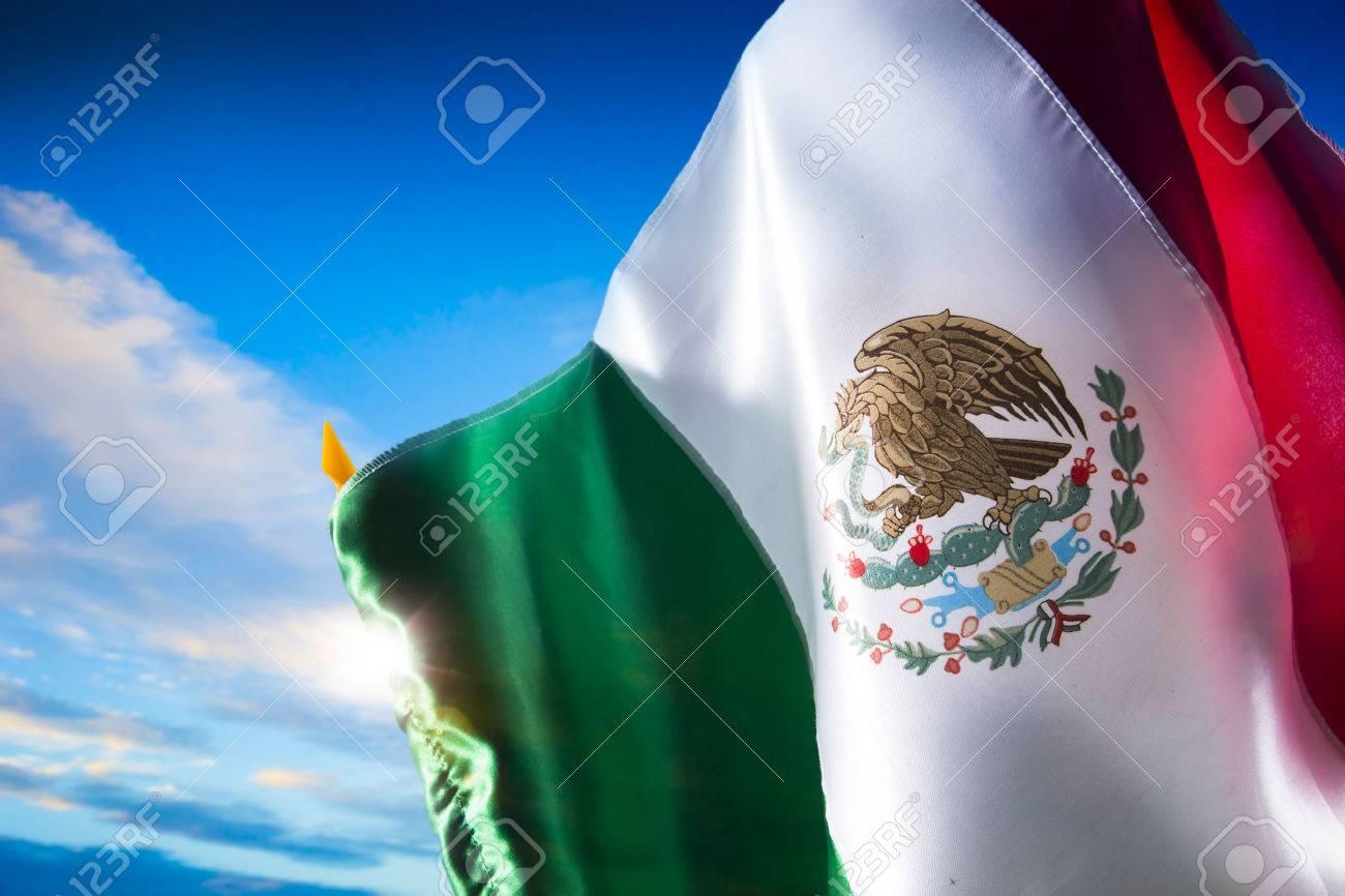 Cinco de mayo mexican flag coloring page - Mexican Flag Mexican Flag With Dramatic Lighting Independence Day Cinco De Mayo Celebration