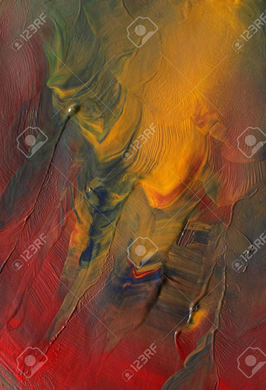 abstract painting background Stock Photo - 9274118