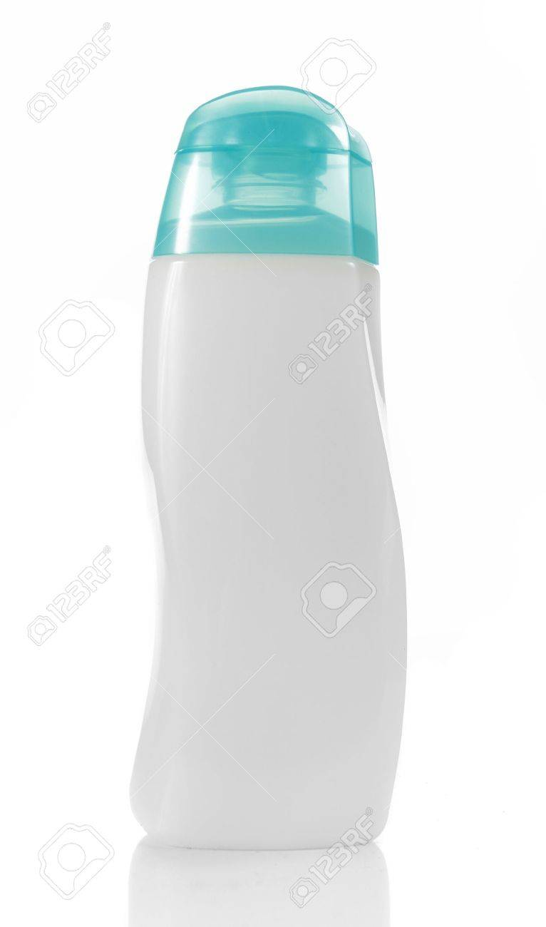 white unique beauty product packaging Stock Photo - 10000133