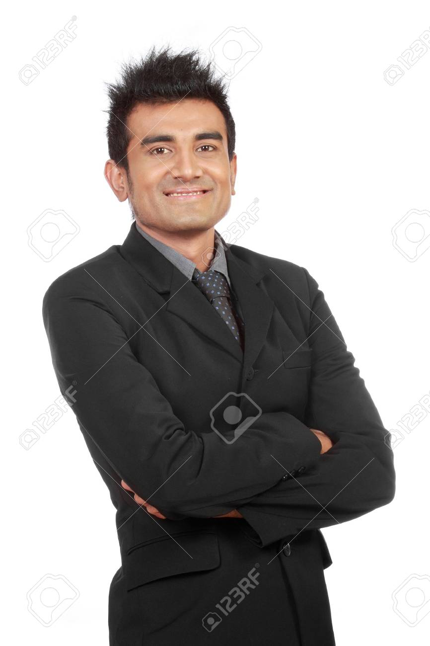 portrait of young succesful businessman Stock Photo - 10328954