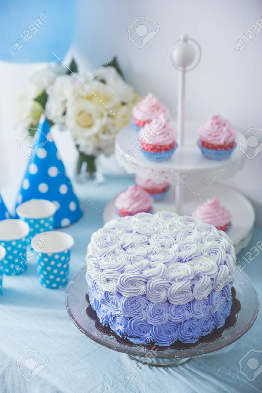 Excellent Portrait Of Birthday Party Supplies Sweet Corner With Cake Funny Birthday Cards Online Alyptdamsfinfo
