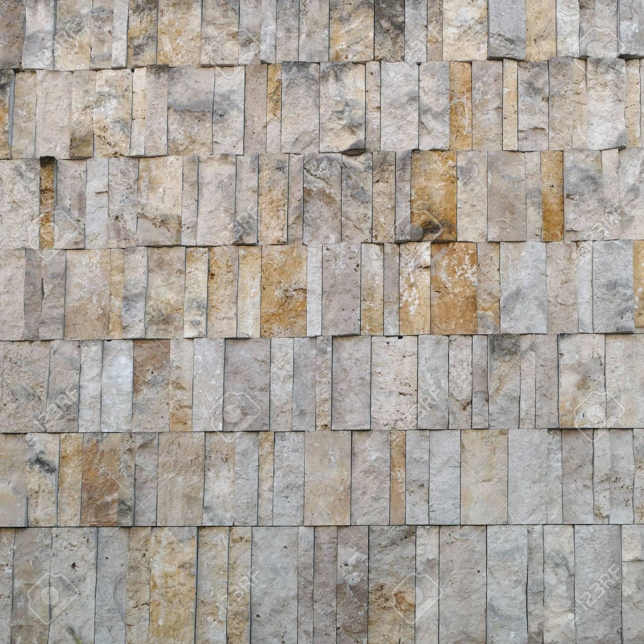 Pierre Naturelle Pour Facade texture de fond de pierre brute naturelle à l'ocre pâle, matériaux de  construction pour la finition du mur, revêtement de façade bardage de  façade de