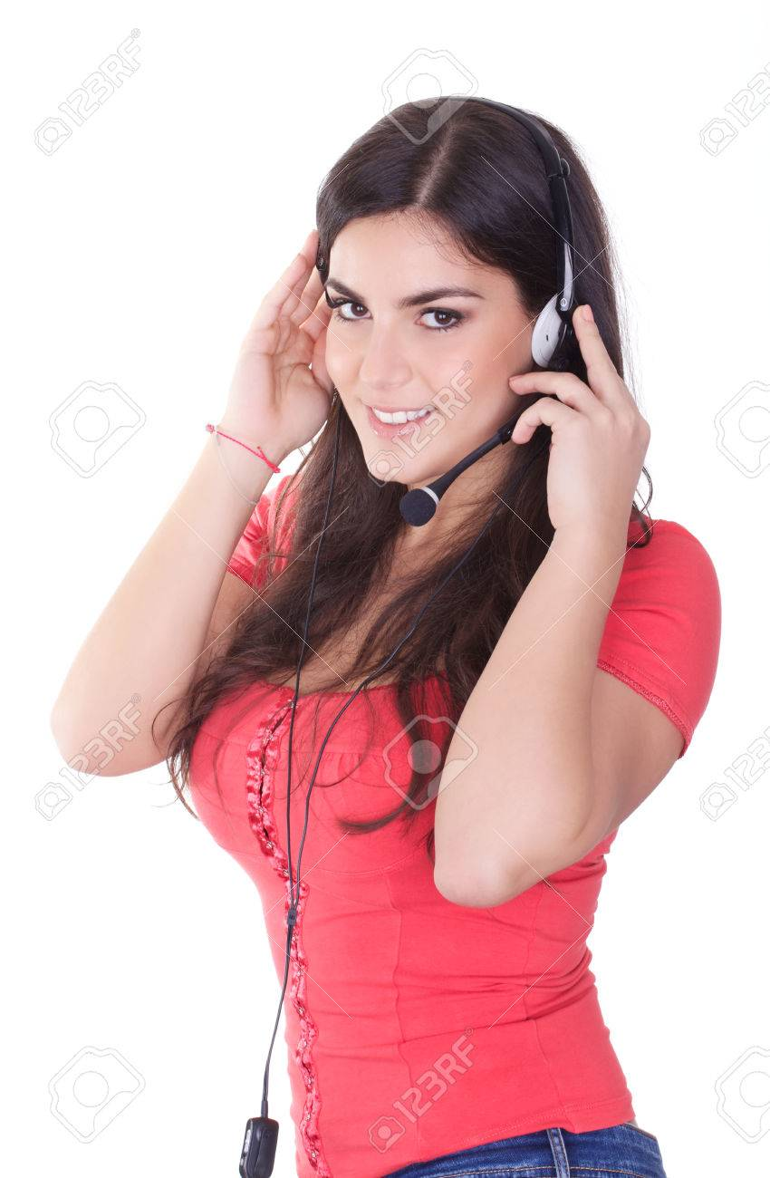 perfect customer support switchboard operator stock photo picture perfect customer support switchboard operator stock photo 26711921 - Switchboard Operator Resume