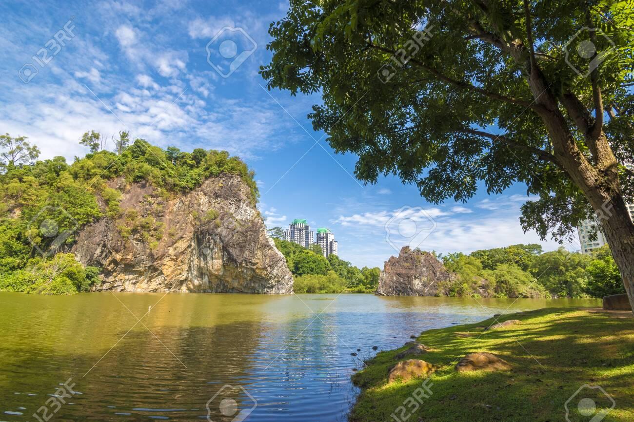 Little Guilin in Bukit Batok Park - Singapore - 137571087