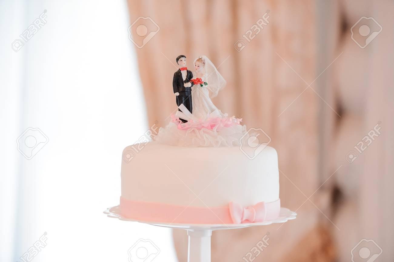 Nette Kleine Zahlen Der Braut Und Des Brautigams Die Eine Schone